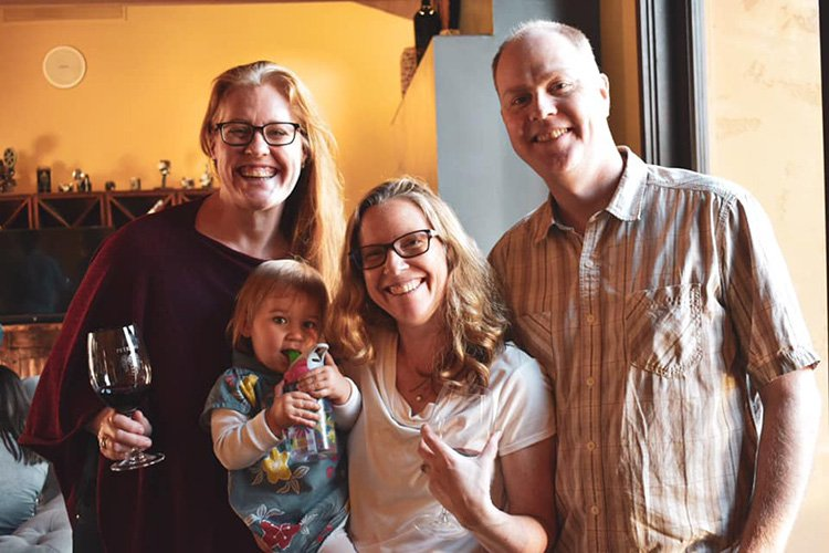 Family Wine Tasting